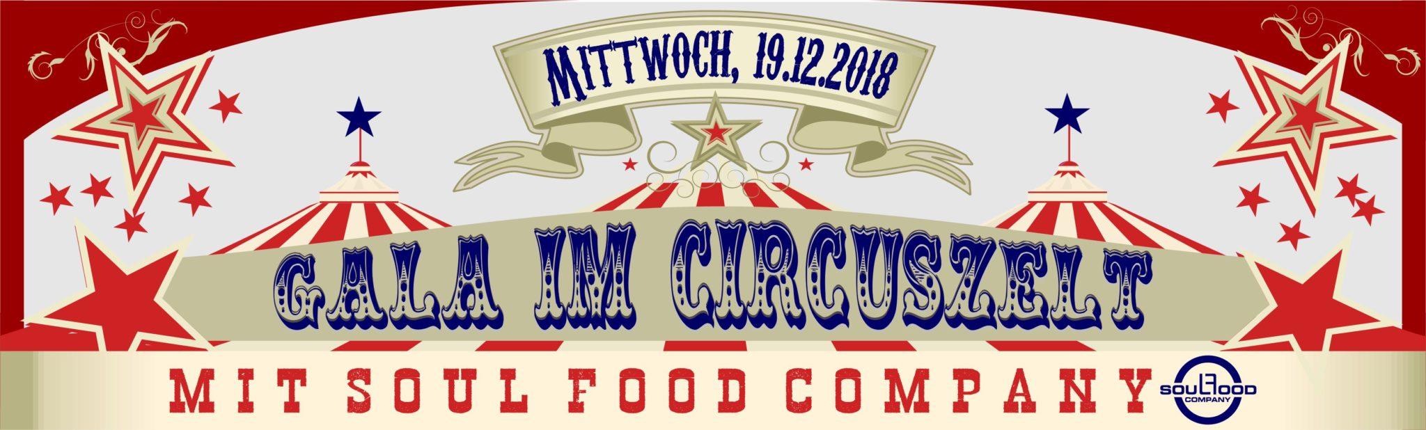 Weihnachtsfeier Zirkus.Manege Frei Die Circus Gala Mit Der Soul Food Company Remscheid
